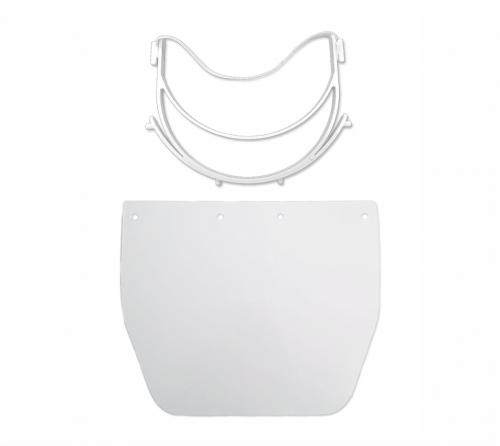 Máscara de Proteção Individual / Face Shield - Infantil Angry Birds