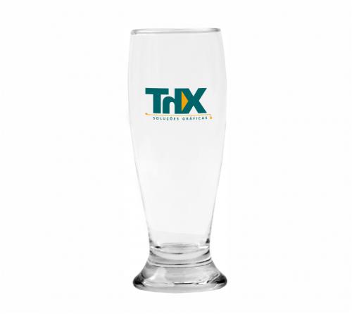 Copo de vidro personalizado - Munich 200 ml - ThX_21-014