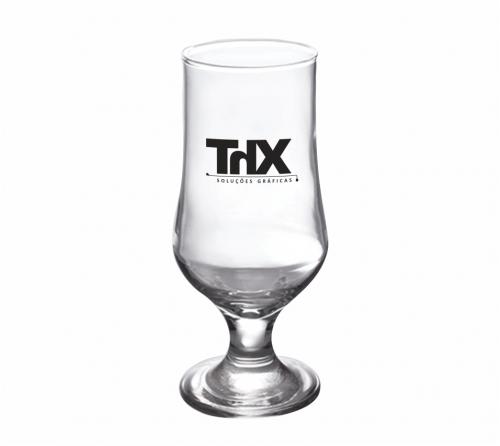 Copo de vidro personalizado - Taça Melody 280ml - ThX_21-023