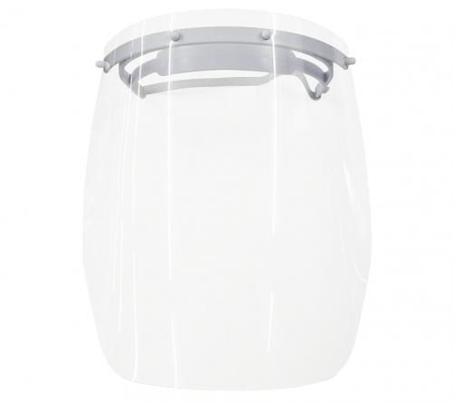 Máscara de Proteção Individual - Face Shield com SUA MARCA