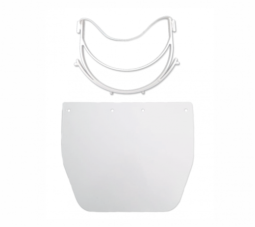 Máscara de Proteção Individual / Face Shield - LadyBug